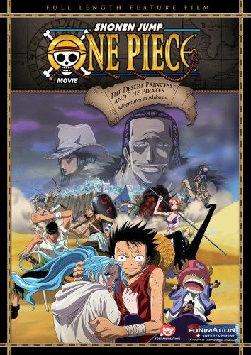 One Piece: Episode of Alabaster - Sabaku no Ojou to Kaizoku Tachi [Reino Unido] [DVD]