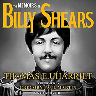 The Memoirs of Billy Shears: The Nine After 9-09 Edition audiobook cover art