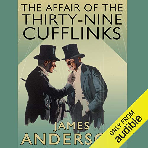 The Affair of the Thirty Nine-Cufflinks cover art