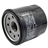 Cyleto Filtro de aceite para Yamaha FX1000 WAVERUNNER CRUISER / FX 998cc 2008 / FX1100 WAVERUNNER H.O. 998cc 2008