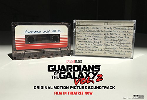 Guardians of the Galaxy: Awesome Mix Vol. 2 [Musikkassette]