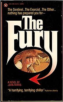 Paperback The fury: A novel Book