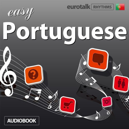Rhythms Easy Portuguese audiobook cover art