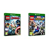 Warner Bros Lego Marvel Avengers & Lego Marvel Super Heroes 2 Xbox One