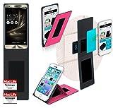 Hülle für Asus ZenFone 3 Deluxe 5.5 Tasche Cover Hülle Bumper   Pink   Testsieger