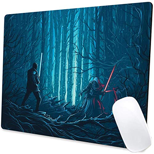 Movie 05 Mouse Pad Non-Slip Rubber Base Justice League Mouse Pads Spuare Customized Mousepads for Computers Laptop Office