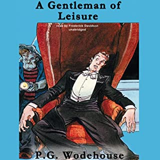 A Gentleman of Leisure cover art