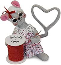 Annalee - 5in Sew in Love Mouse