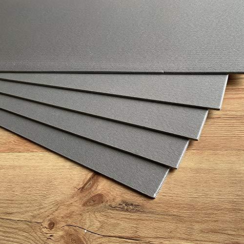 5-200 m² Trittschalldämmung Dämmung 5mm XPS Grau Boden Laminat Parkett Fußboden (20m²)