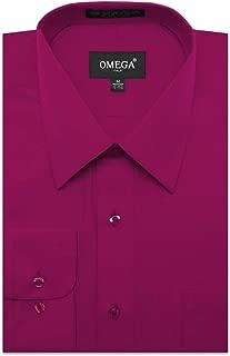 Men's Dress Shirt w/Pocket Regular Fit