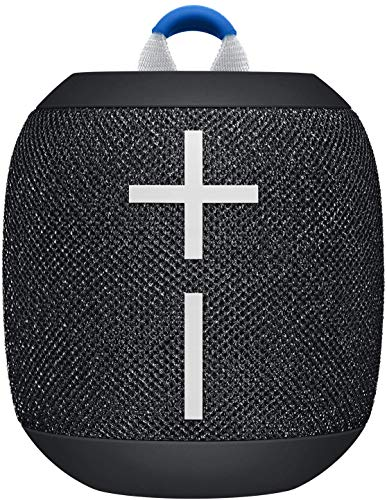 Logitech Ultimate Ears UE WONDERBOOM 2 Bluetooth Speaker - Wireless Boom Box Waterproof with Double-Up Connection (Non Retail Packaging) - (Deep Space)