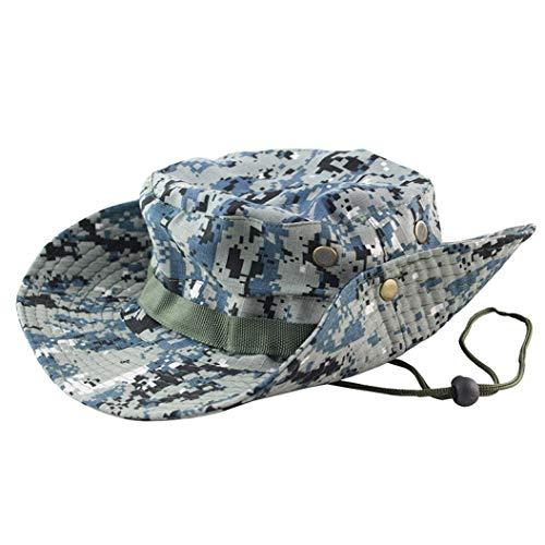 AROVON Taktische Airsoft Sniper Camouflage Boonie Hüte Nepalese Cap Army Mens Bucket Hat Military Zubehör für Männer