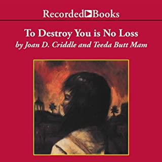 To Destroy You Is No Loss audiobook cover art