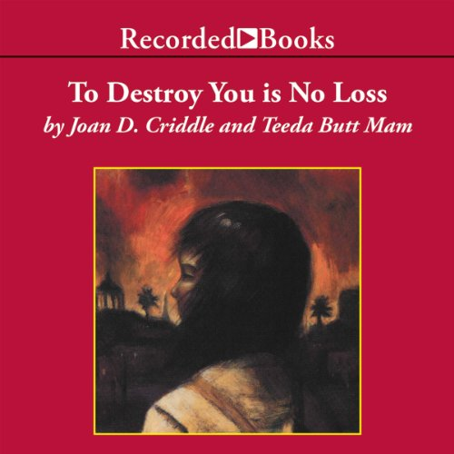 To Destroy You Is No Loss cover art