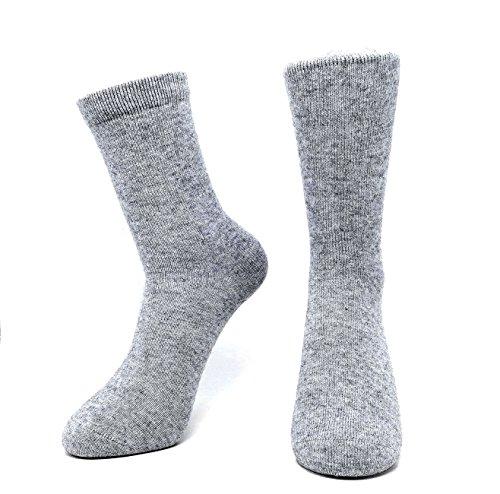 Mongolia Pure Cashmere Mid Calf Socks