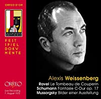 Alex Weissenberg plays the Salzburg Festival 1972 by Alexis Weissenberg (2013-01-29)