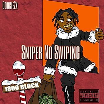 Sniper No Swiping