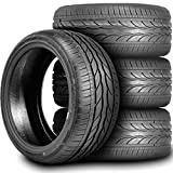 Set of 4 (FOUR) Leao Lion Sport High Performance All Season Radial Tires-235/45R18 94W SL