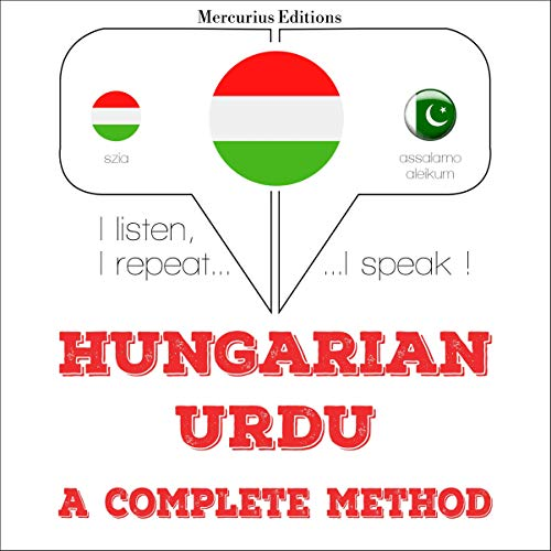 Hungarian – Urdu. A complete method cover art