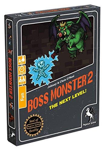Pegasus Spiele 17561G - Boss Monster 2 The Next Level