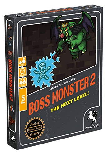 Pegasus Spiele 17561G - Boss Monster 2 The Next Level