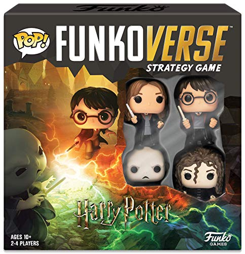 Funko Pop! - Funkoverse Strategy Game: Harry Potter #100 - Base Set JungleDealsBlog.com