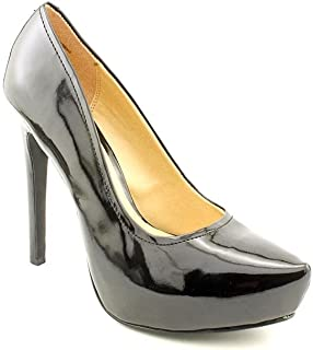 Women's Blase Patent Leather Platform Pump