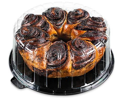 Chocolate Babka Cake | Valentines Gift Basket | Traditional Hungarian Chocolate Babka Bread | Holiday Gourmet Cookie Gift | Christmas Thanksgiving | 2 lb Stern's Bakery (Chocolate Babka)