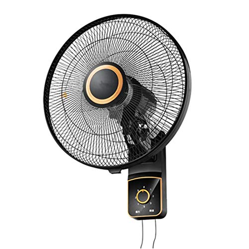 Shangfu Fácil de Ajustar Ventilador de Pared. Ventilador mecánico de 18 Pulgadas montado en la Pared y agitando su Ventilador Industrial Principal de 18 Pulgadas. Hermoso