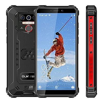 Amazon - Save 10%: Rugged Cell Phone Unlocked OUKITEL WP5 Pro, 8000mAh Battery, 4…