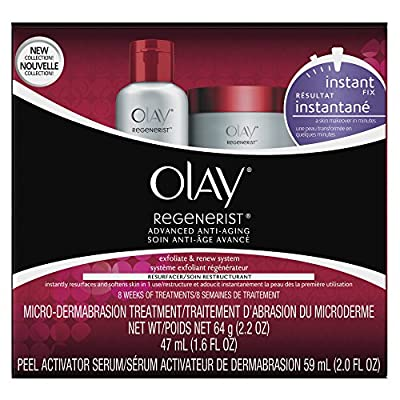 Microdermabrasion Kit by Olay