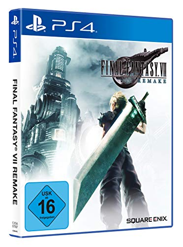 Final Fantasy VII HD Remake inkl. Dynamic Theme