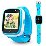Smart Watch for Kids Boys, Touch Screen Kids Smart Watch with Dual Camera, 6 Games, Call SOS, Music...