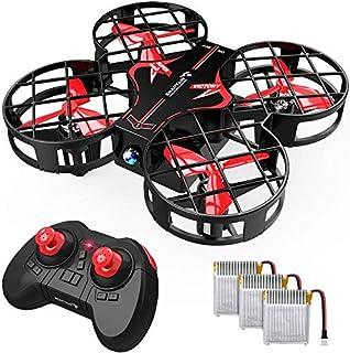 SNAPTAIN H823H Plus Mini Drone para Niños, Dron con 3 Baterías, 21 Minutos de Tiempo de Vuelo - Mini Helicóptero Quadcopte...