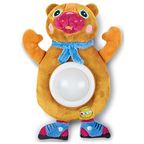 Oops Peluche Veilleuse Happy Light Ours