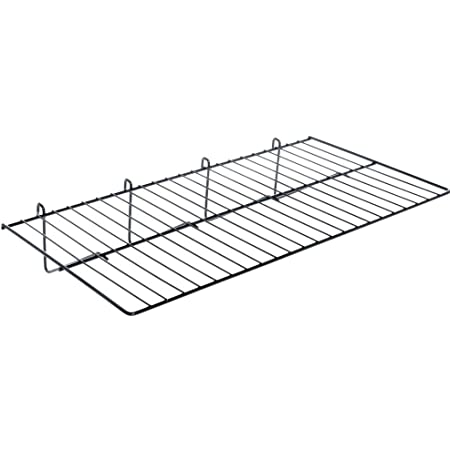 Chrome or Home Storage Econoco Durable Grid Shelves Retail Display Grid Panels Portable Fixtures for Art Pack of 3 2 ft x 5 ft