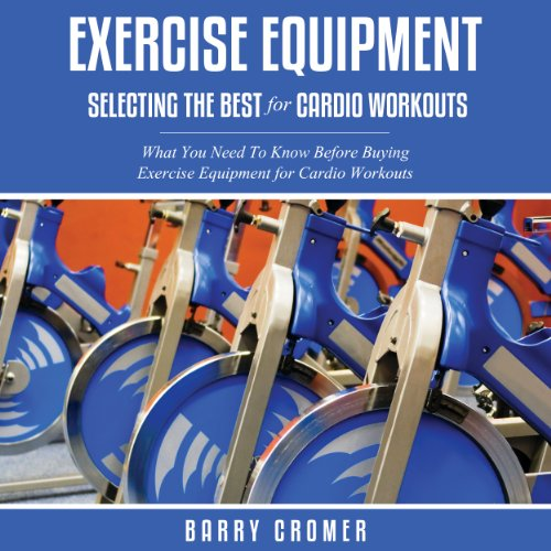 Exercise Equipment audiobook cover art