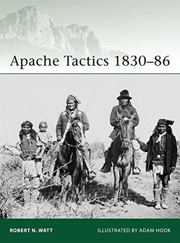 Apache Tactics 1830–86: 119