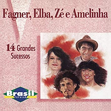 Brasil Popular: 14 Grandes Sucessos