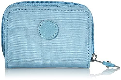 Kipling Tops, Accessori Portafogli da Viaggio Donna, Blu – Blue Mist, Taglia Unica
