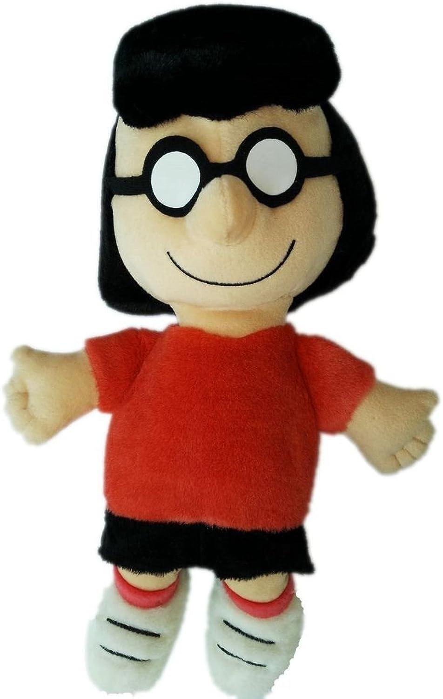 12 Inch Peanuts Woodstock Marcie Super Soft Plush Toy