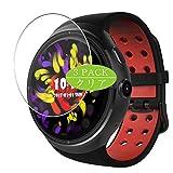 VacFun 3 Piezas Claro Protector de Pantalla, compatible con Diggro D106 smartwatch Smart Watch,...