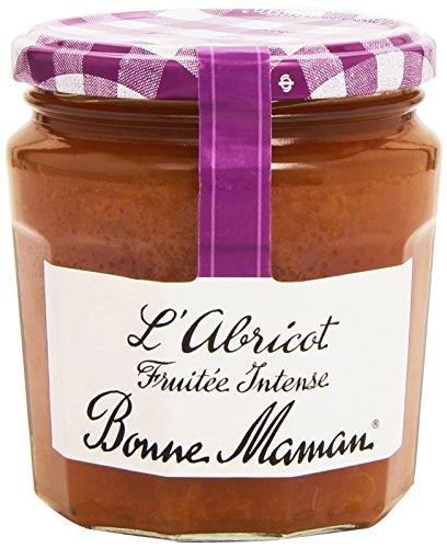 Bonne-Maman Confiture dArbricots Fruitée Intense 340 g