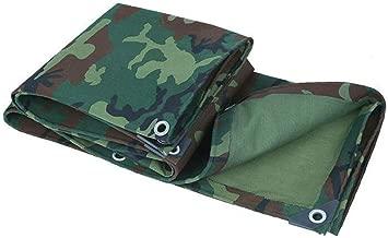 aislamiento de lona de exterior 100 g//m/² Size : 3 * 4m se puede personalizar toldo sombrilla toldo de gran tama/ño Camuflaje de lona impermeable