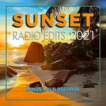 Sunset Radio Edits 2021