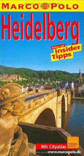 Image of Marco Polo Reiseführer Heidelberg
