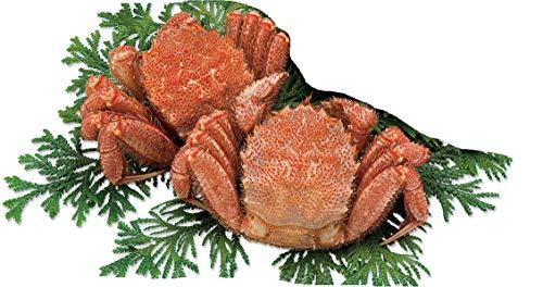 毛蟹 ボイル かにギフト ボイル毛ガニ 中2尾 約800g 毛ガニ 北海道産 送料 無料