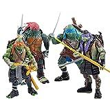 Turtles 4 PCS Set - Mutant Ninja Action Figure - TMNT Action Figures - Turtles Toy Set - Ninja Turtles Action Figures Mutant Teenage Set