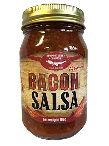 Bacon Salsa (Gourmet & All Natural)