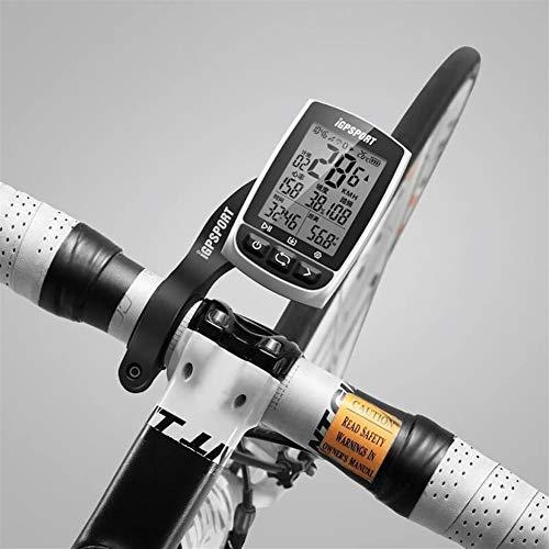 KUANGQIANWEI Fahrradcomputer Radfahren Bluetooth 4.0 ANT + Bike Wireless Computer Digitaltacho Hintergrundbeleuchtung IPX7 Wasserdicht fahrradtacho (Color : 16)
